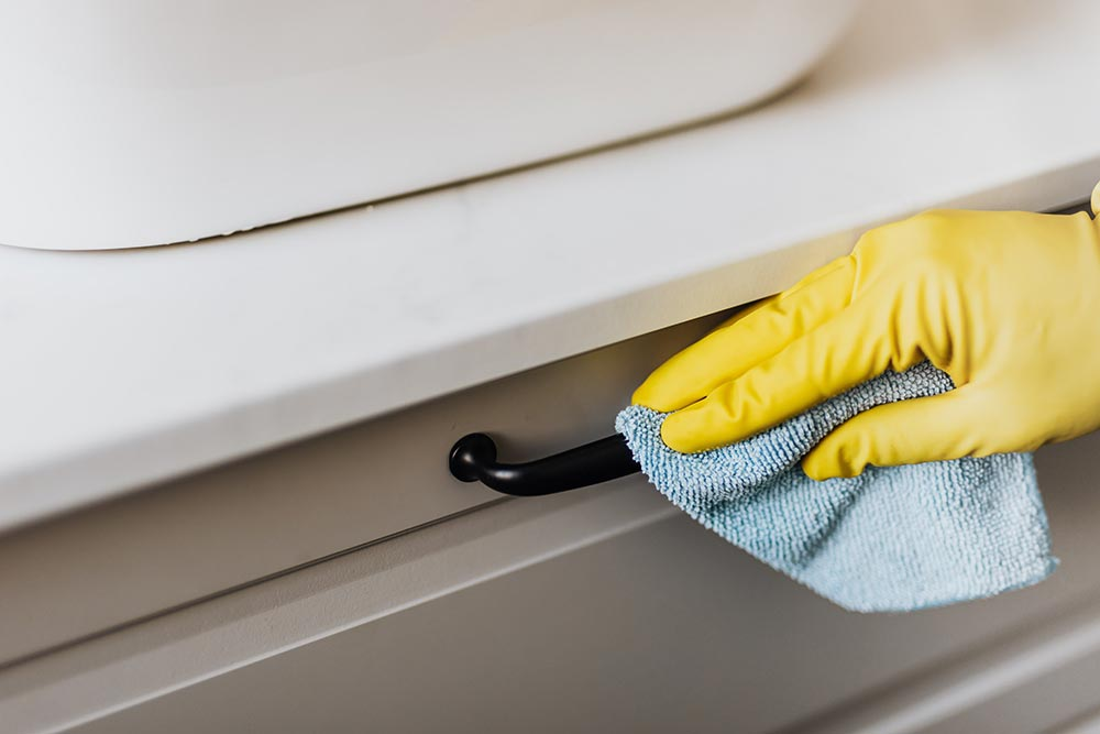 Cleaning & Disinfecting for Coronavirus