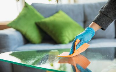 Benefits of Outsourcing Your Residential Cleaning Services